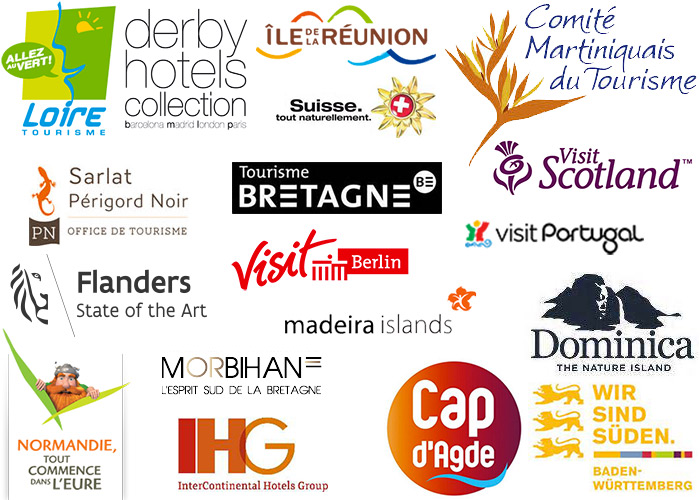 logos destinations
