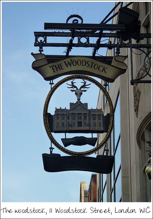 Pub London The woodstock