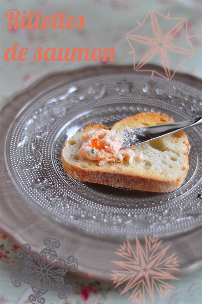 rillettes saumon