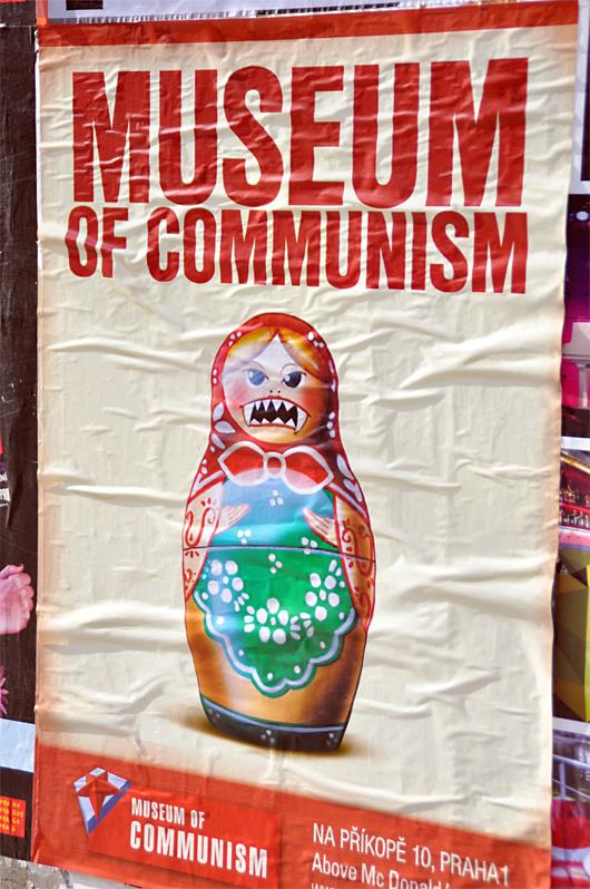 musee comunisme prague
