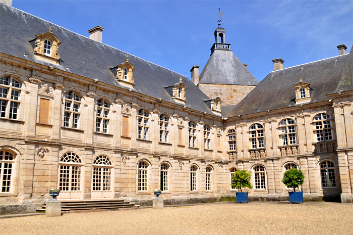 château de Sully Bourgogne