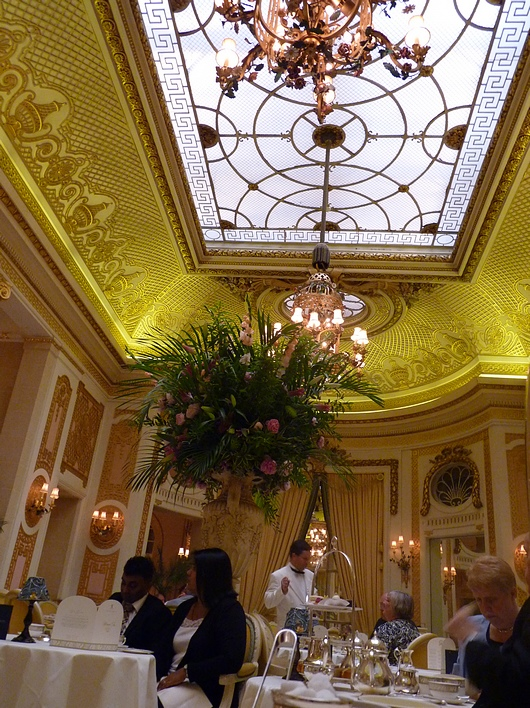 Palm Court Ritz London