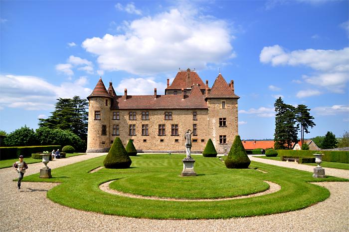 super fransk rabat chateau egeskov