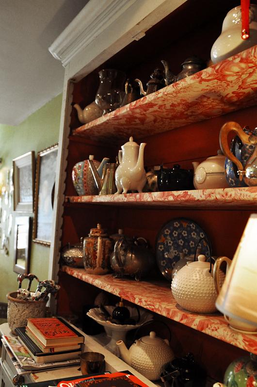 salon de thé Snob Lyon