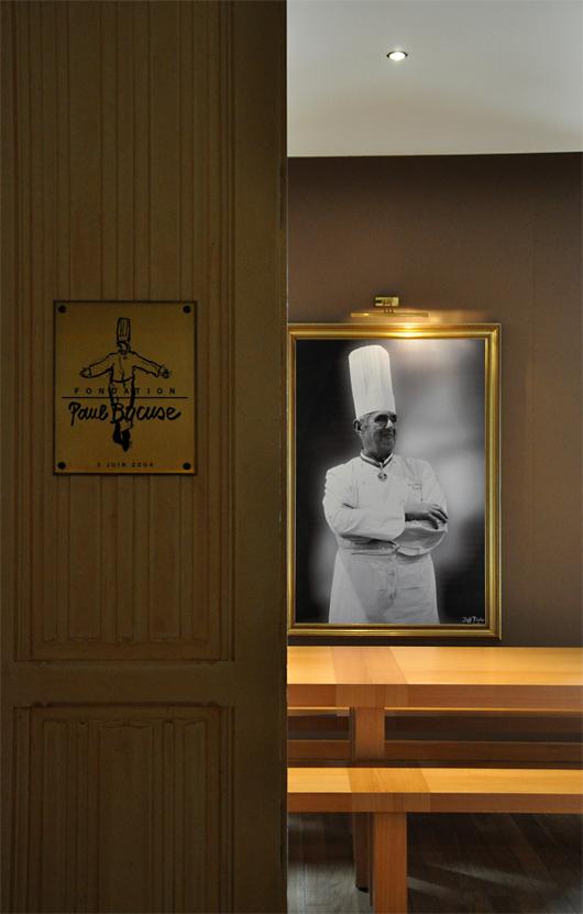Une visite l 39 institut paul bocuse a taste of my life - Cours de cuisine bocuse ...