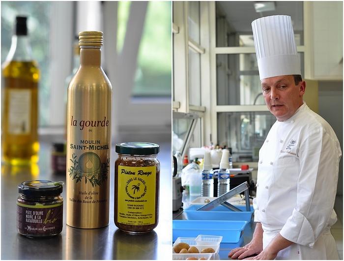 Mon cours de cuisine l 39 institut paul bocuse a taste of - Cours de cuisine bocuse ...