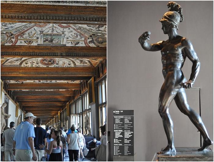 musée Uffizi Florence