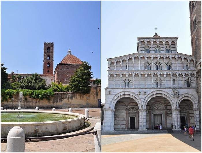 Toscane Lucques