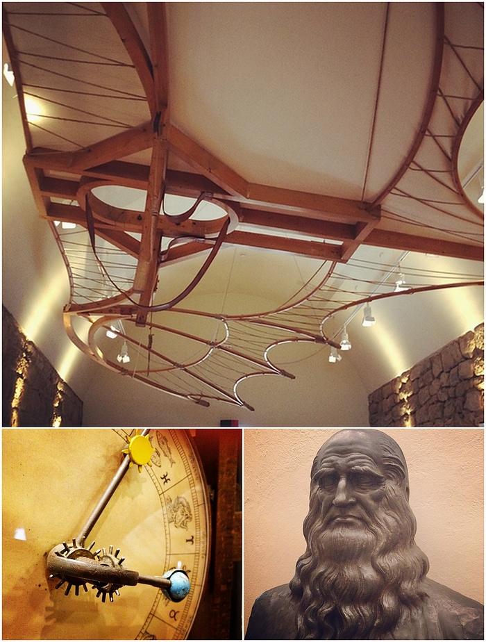musée Vinci