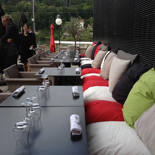 Restaurant Domo Lyon Confluence