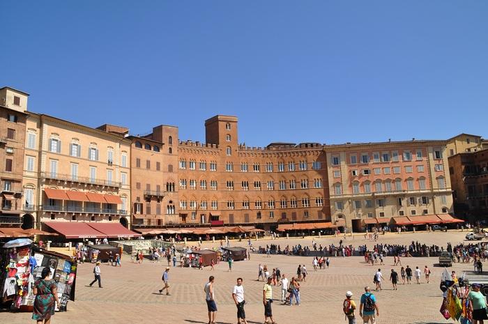Sienne Toscane
