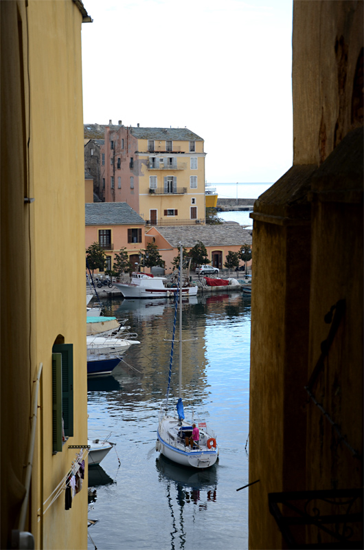 Corse Bastia Port
