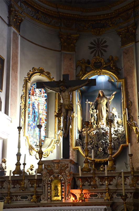 cathedrale Sainte Marie Bastia