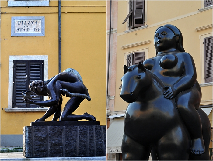 sculptures Botero
