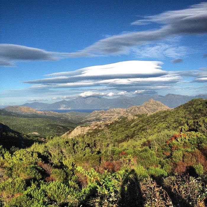 nuage lenticulaire