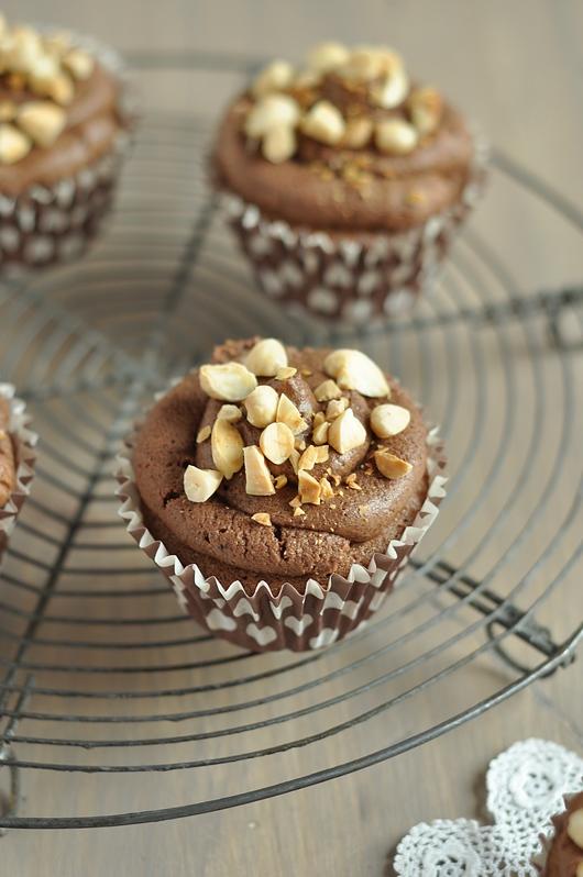gupcakes chocolat