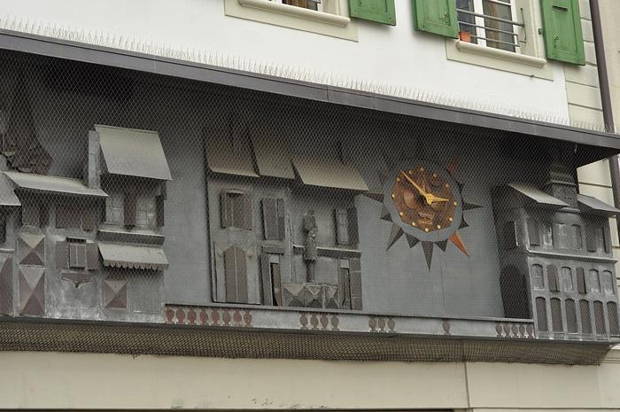 horloge Lausanne