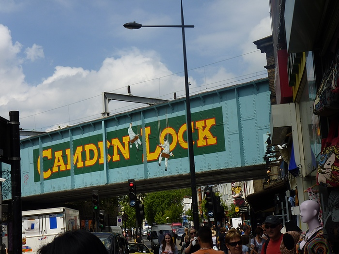 camden lock london