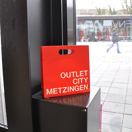 Shopping à Metzingen
