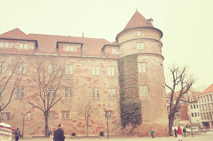 vieux château Stuttgart