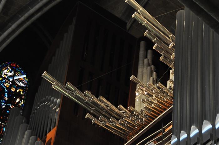 orgues cathédrale Lausanne