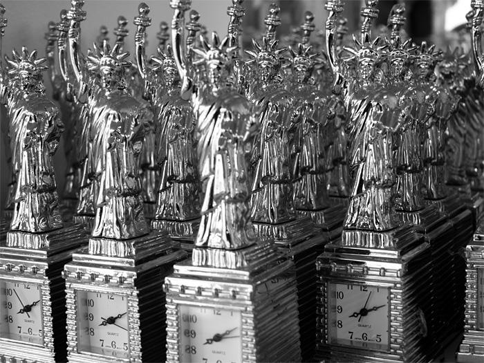 statues liberte souvenir