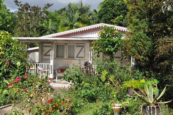 La r union cases cr oles a taste of my life Entretien jardin ile de la reunion