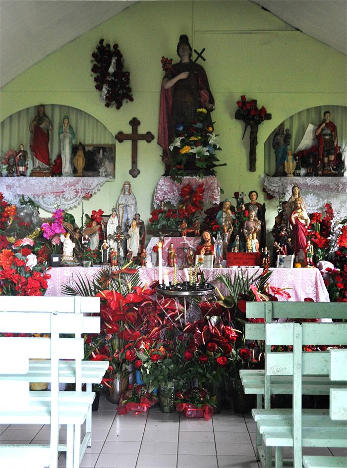chapelle La Réunion