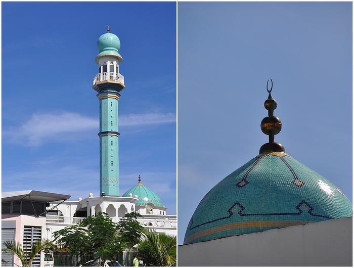 mosquée la Réunion