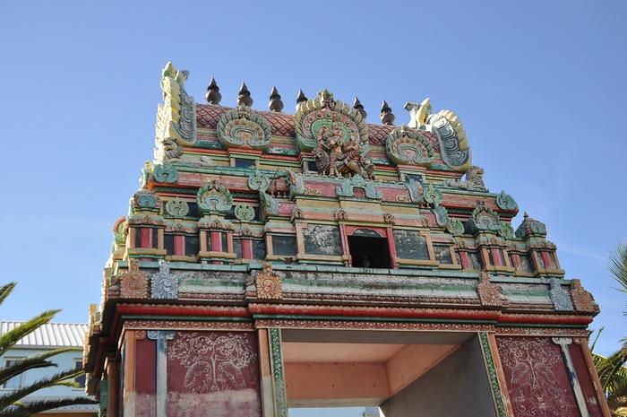 temple hindou la Réunion