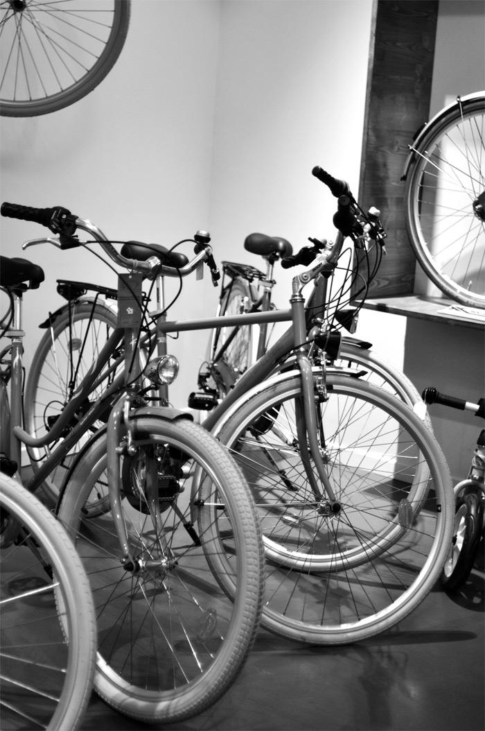 La bicycletterie Lyon