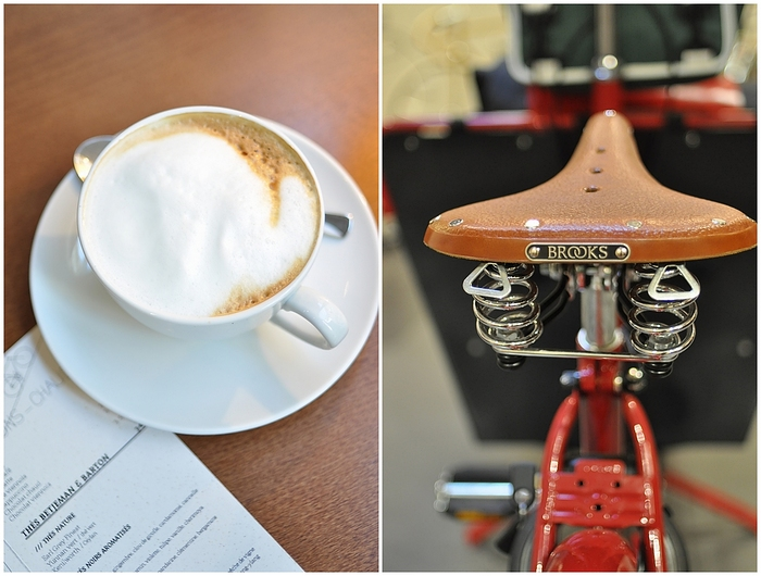 La bicycletterie coffee shop