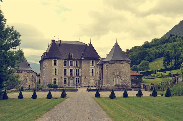 Chateau Touvet Isère