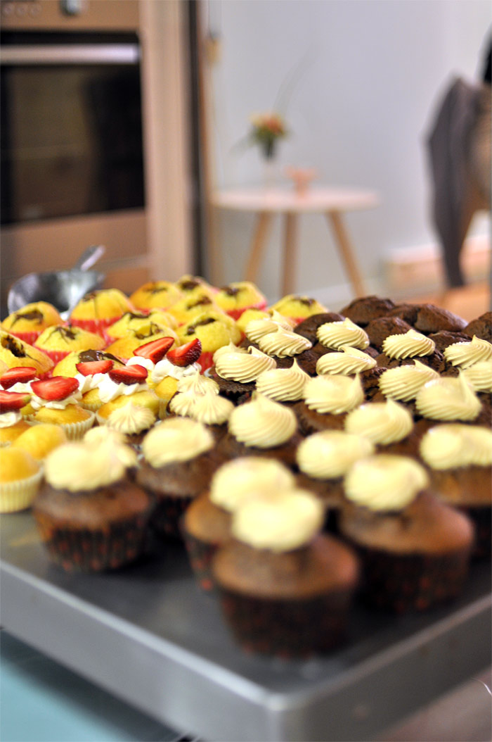 Laureline's corner cupcakes Lyon