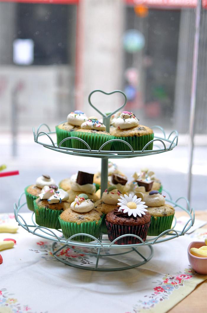 Laureline's corner Lyon cupcakes
