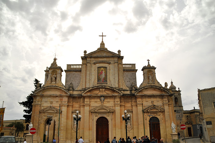 eglise Saint paul Rabat Malte