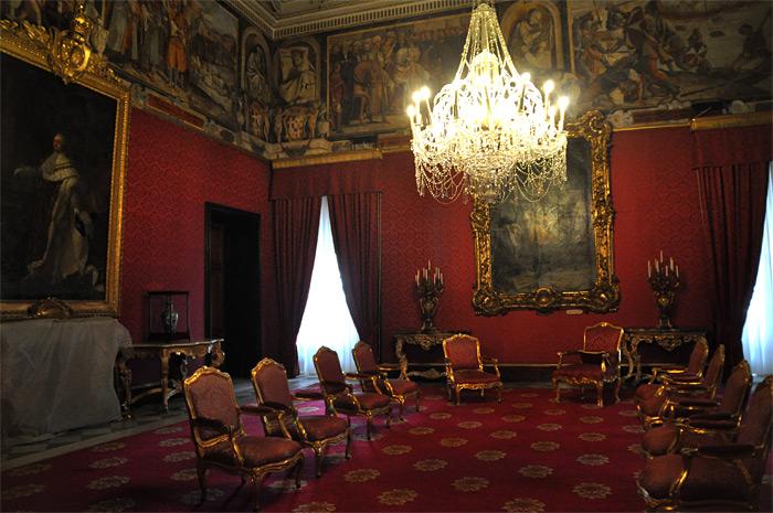 salon des ambassadeurs la Valette