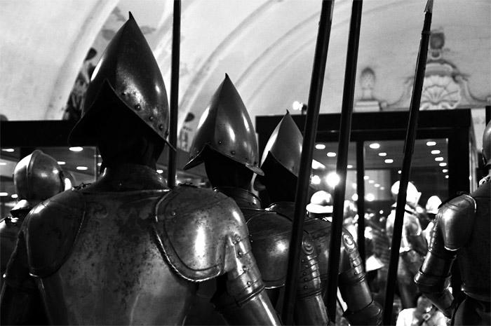 musée armurerie la Valette