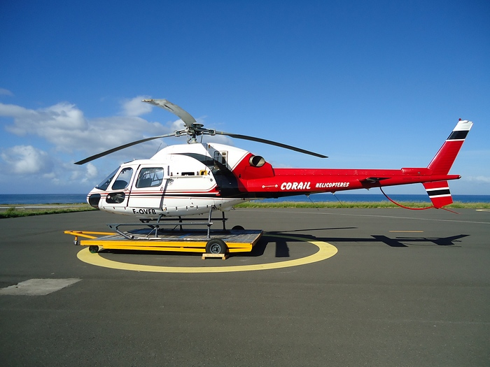 helicoptere la reunion