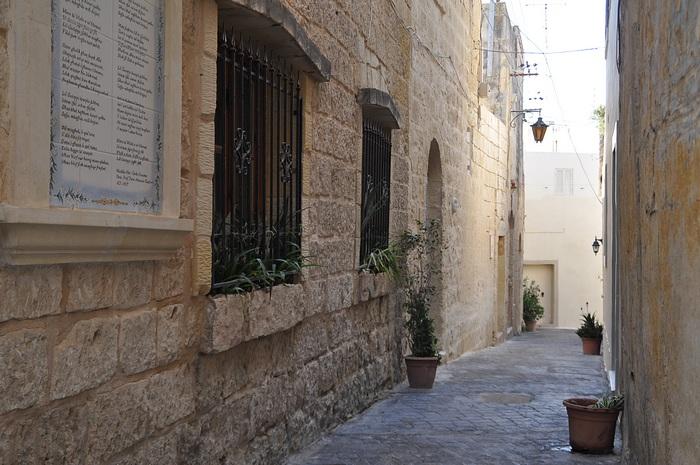 rues de Malte