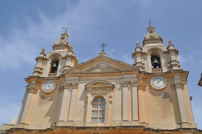 cathédrale Mdina Malte