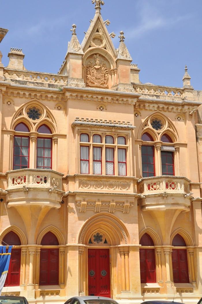 casa gourgion Mdina Malte