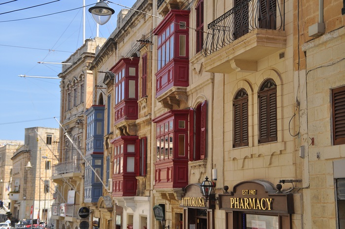 Vittoriosa Malte