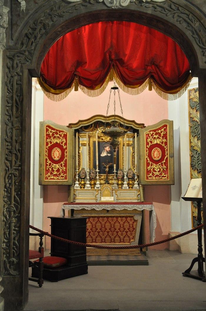 Palais Inquisiteur Vittoriosa Malte