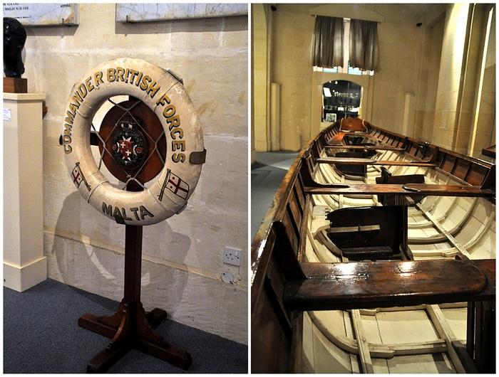 Musée Maritime Vittoriosa Malte