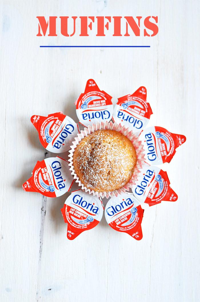 muffins banane gingembre