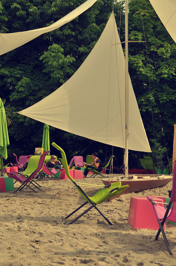 fribourg plage