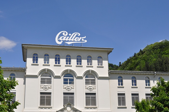 chocolaterie Cailler Suisse