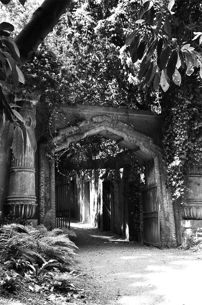 cimetière de highgate Londres