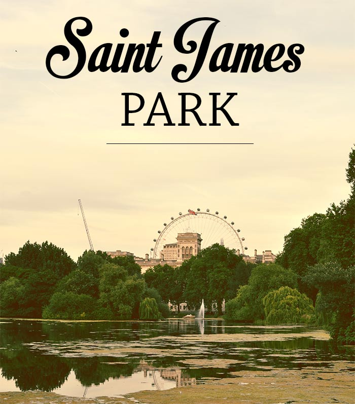 Saint James Park Londres